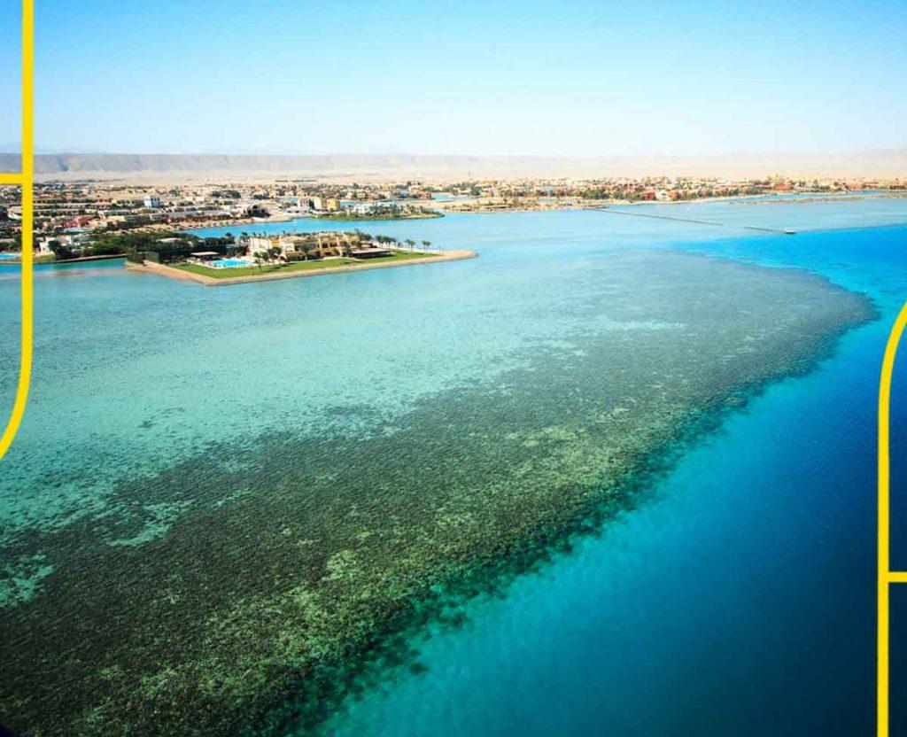 gouna nature and sea
