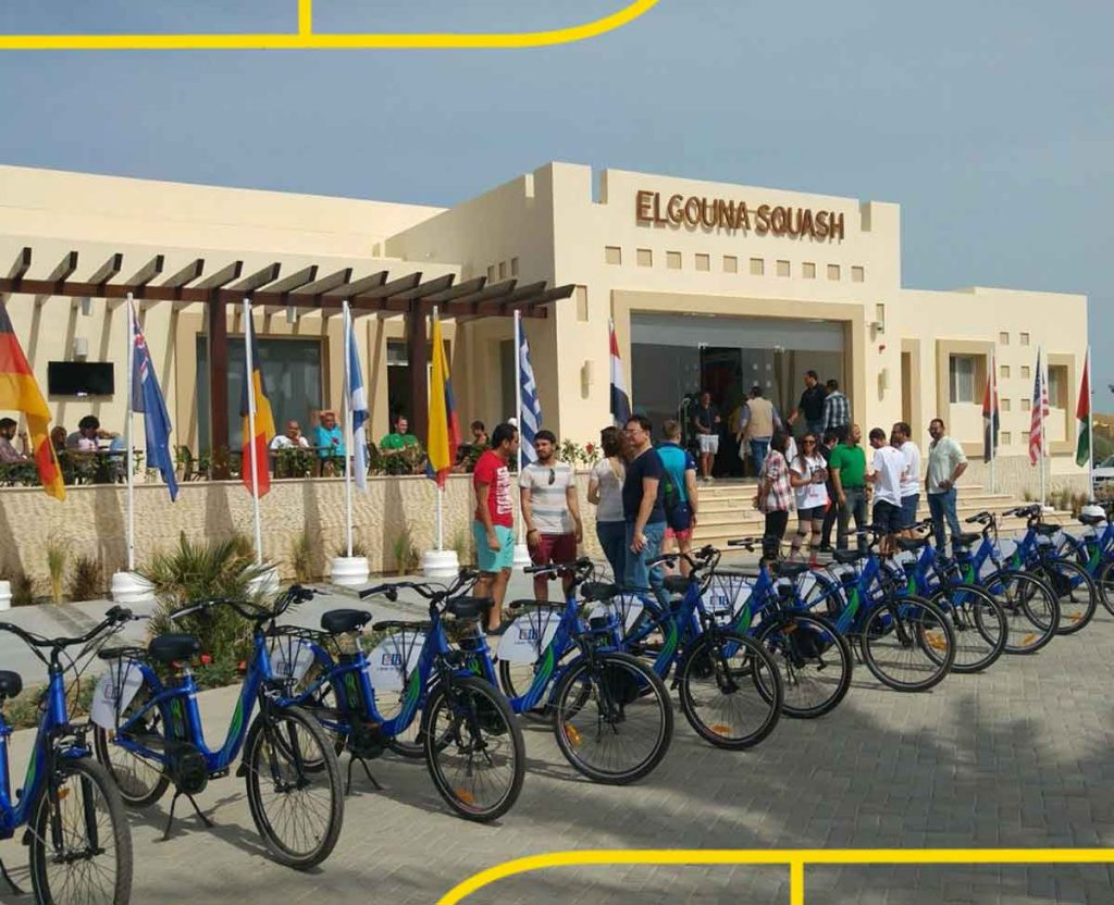 gouna bikes