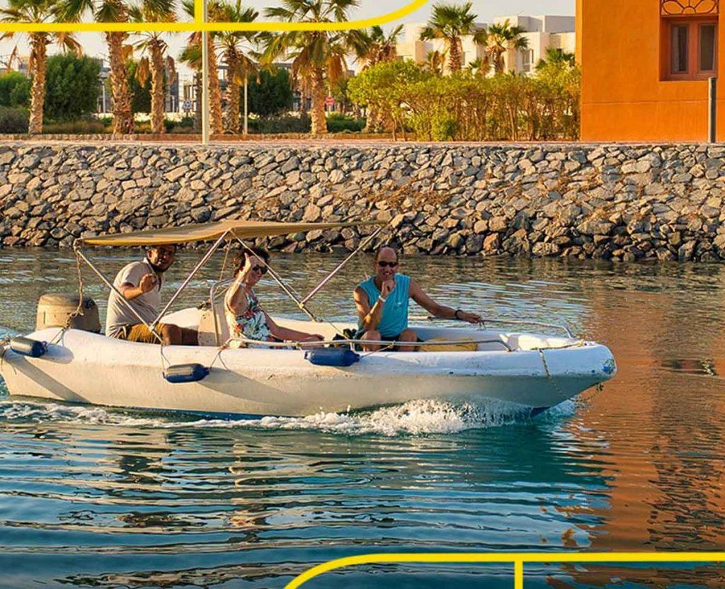 gouna boat trips