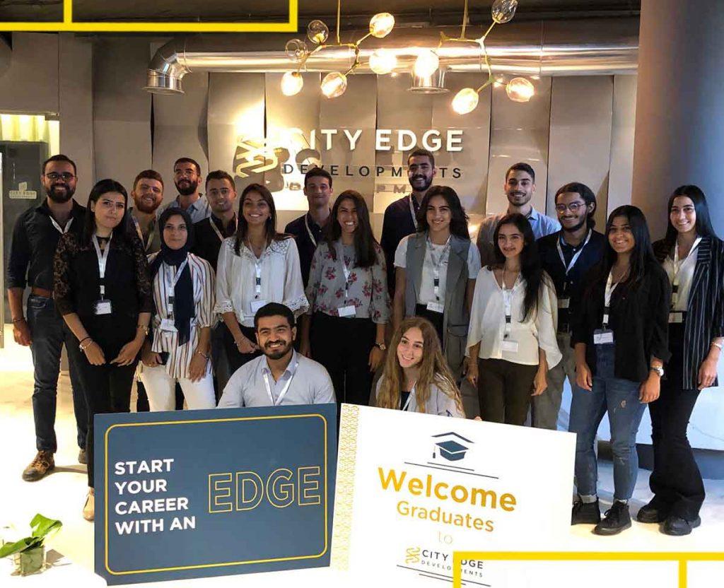 City Edge Development