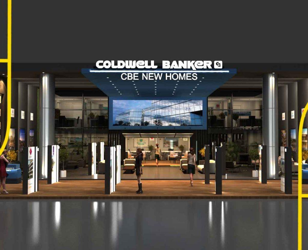 Coldwell Banker CBE cityscape