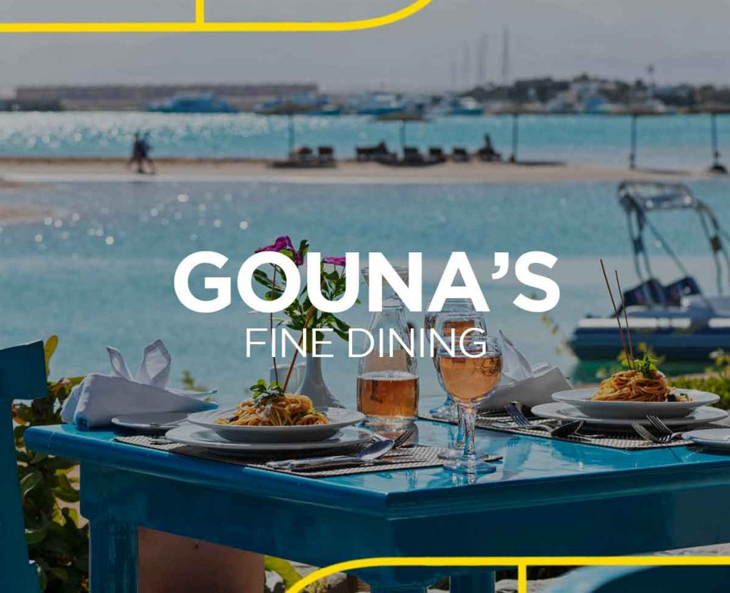 El Gouna Restaurants