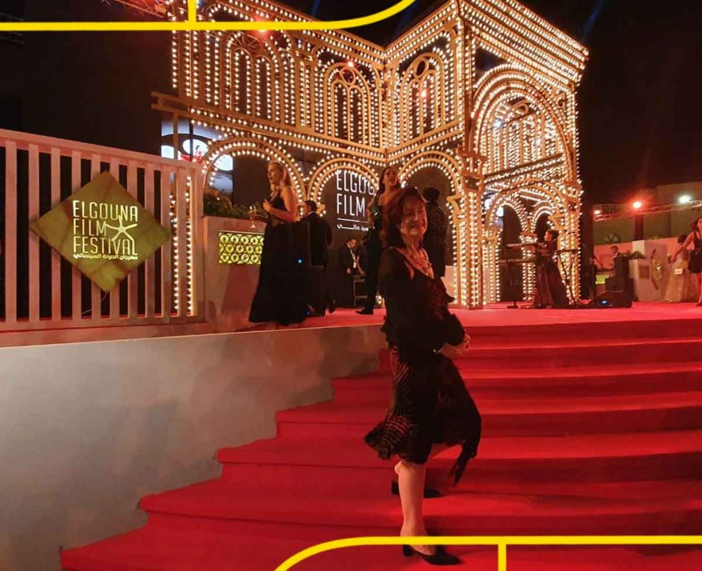 حفل افتتاح مهرجان الجونة السينمائي ٢٠١٩