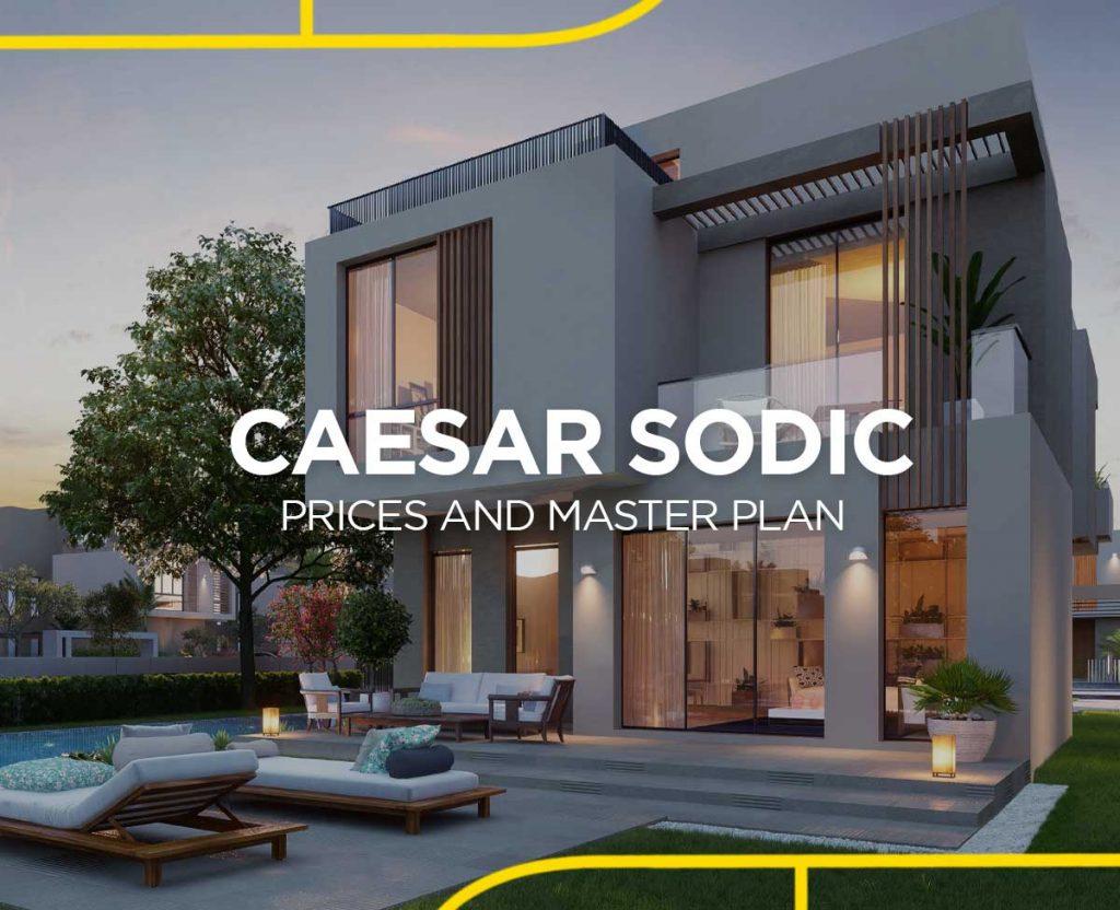 Caesar Sodic Prices and Master Plan