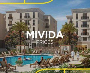 Mivida Prices