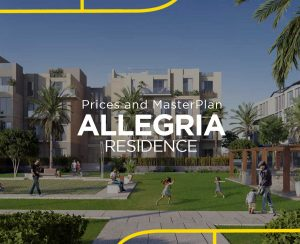 Allegria Residence Prices and Master Plan