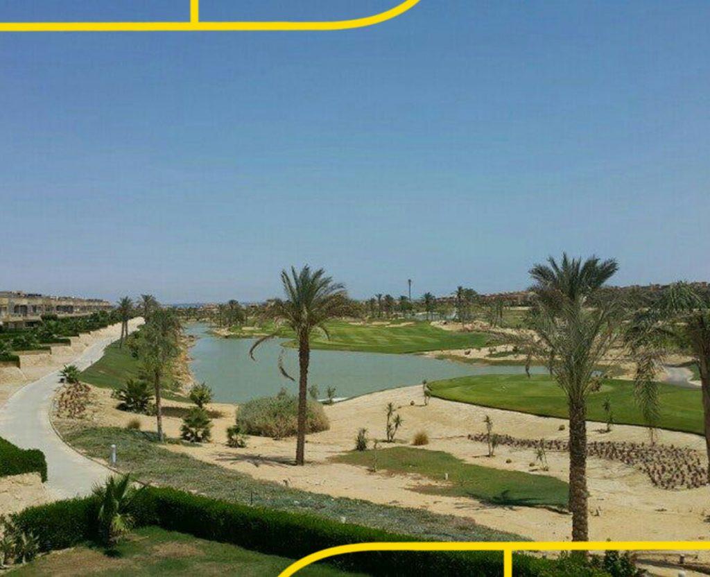 قرية العين باي