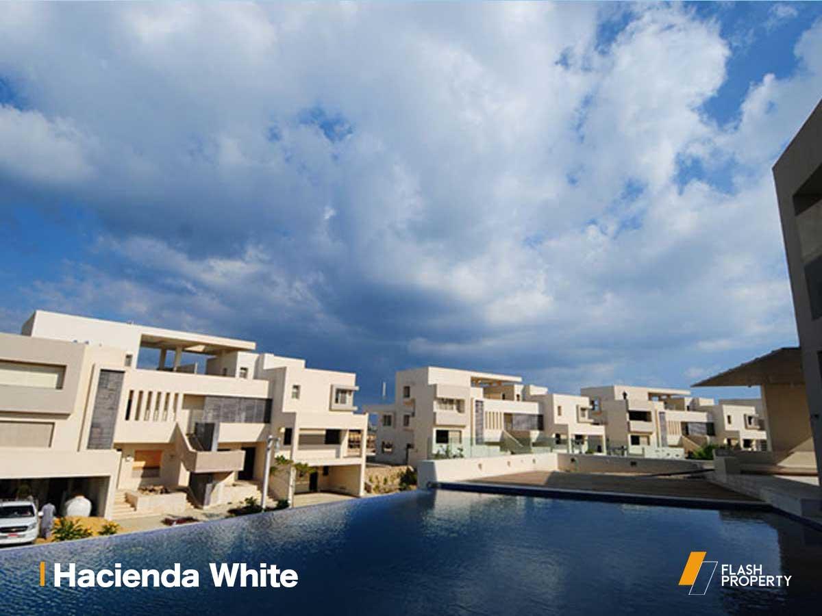 Hacienda White
