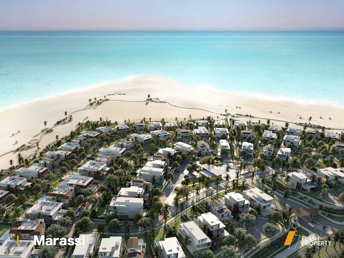 Marassi by Emaar North Coast