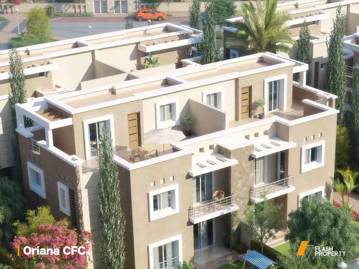 Oriana Villas by Cairo Festival City-featured-2