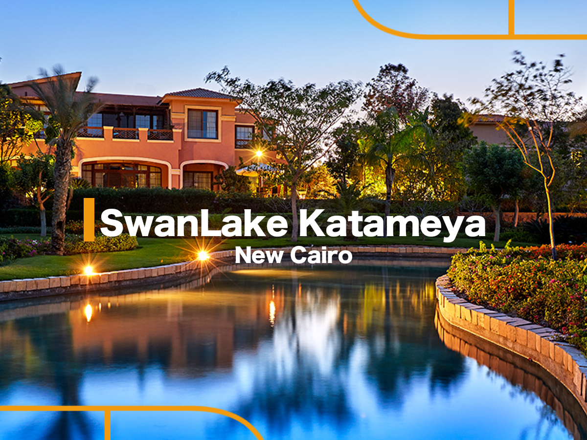 Swan Lake Katameya by Hassan Allam Properties -featured-1