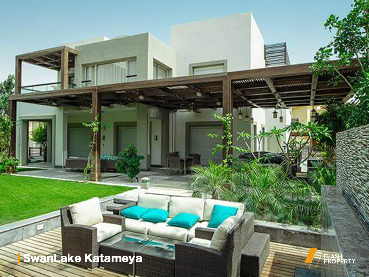Swan Lake Katameya by Hassan Allam Properties -featured-2
