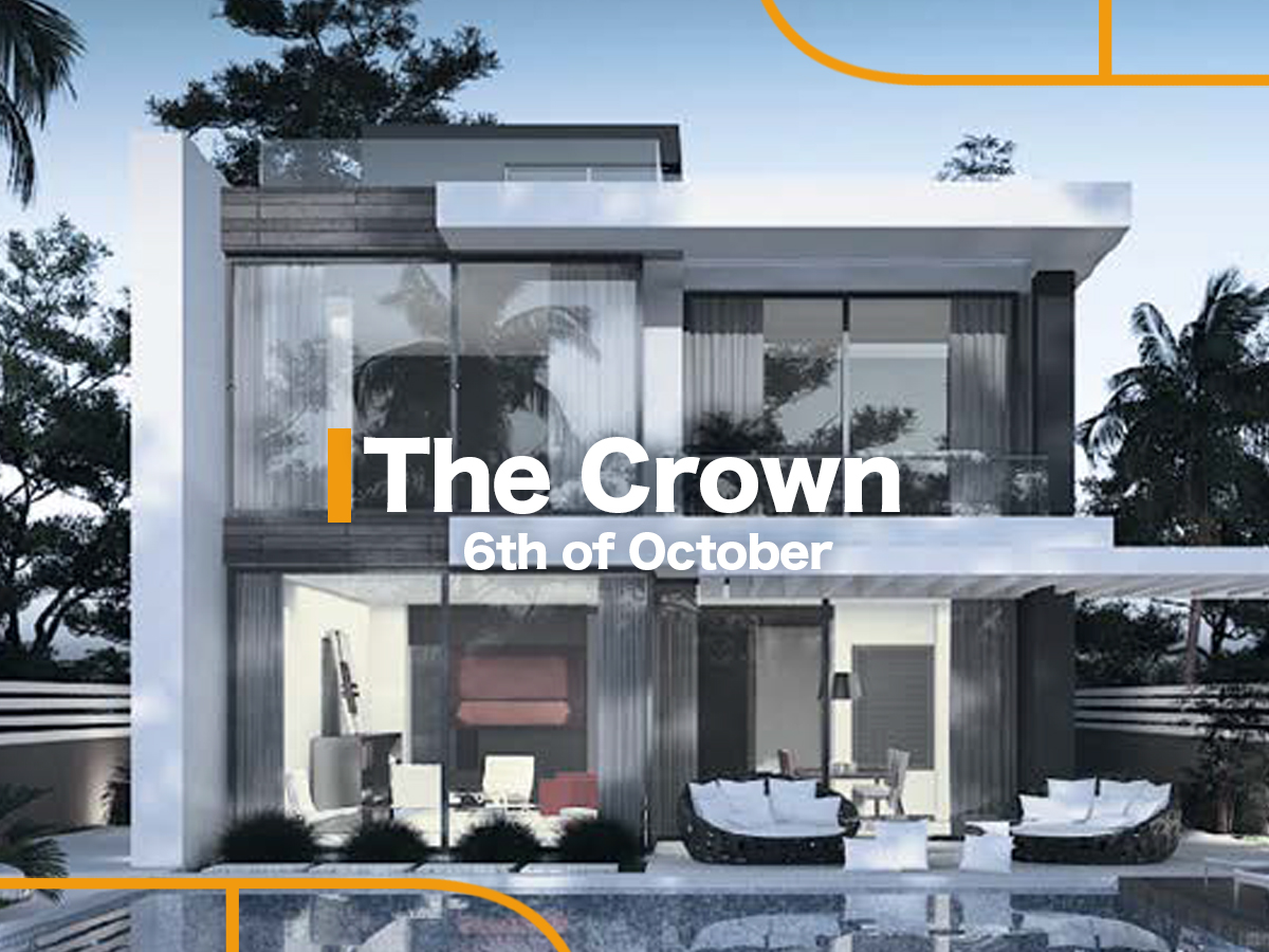 the crown by palm hills