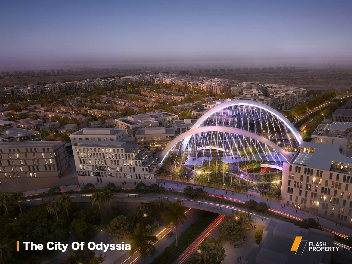 The City of Odyssia -featured-2