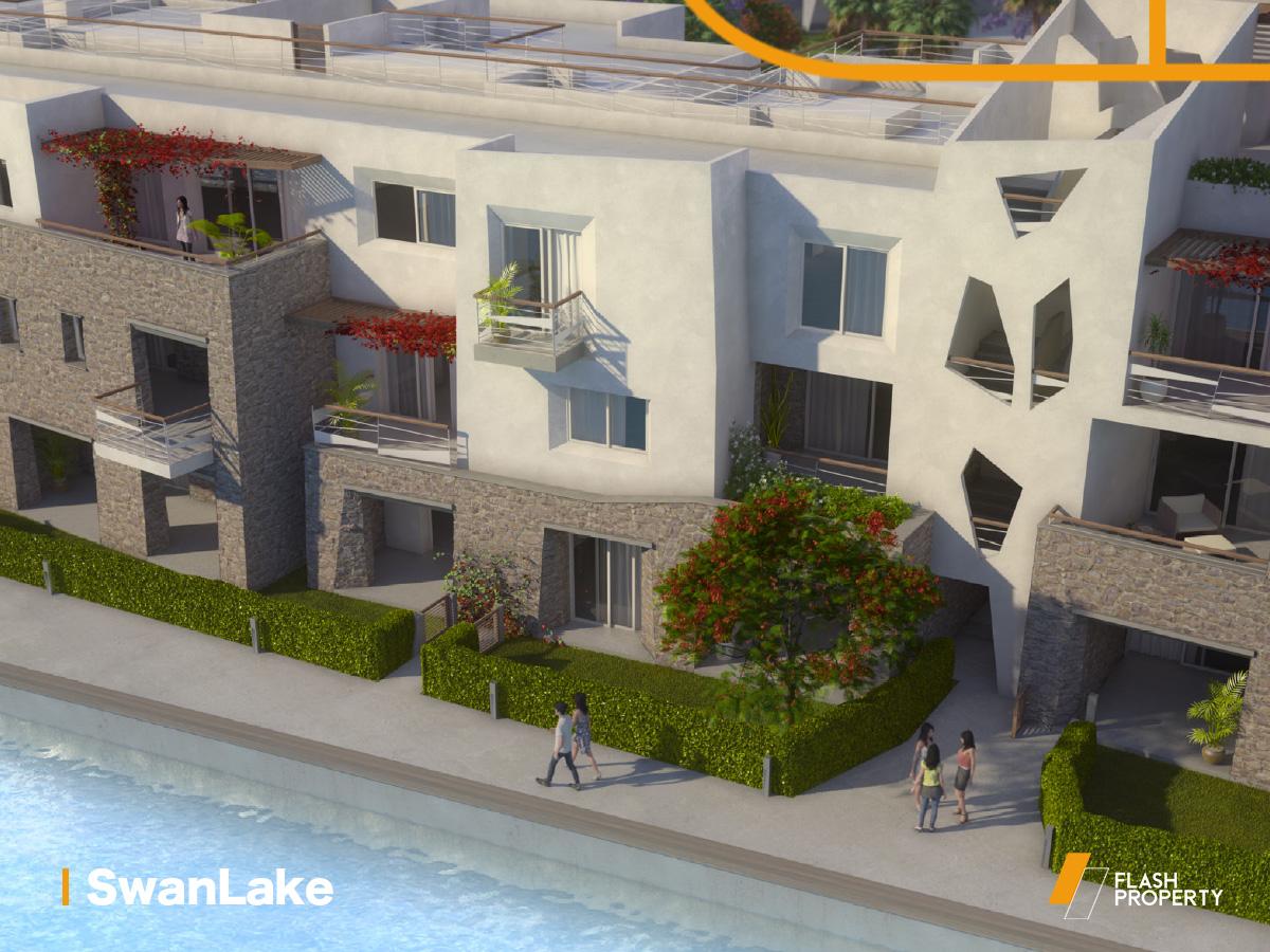 Swan Lake El Gouna by Hassan Allam Properties -featured-2