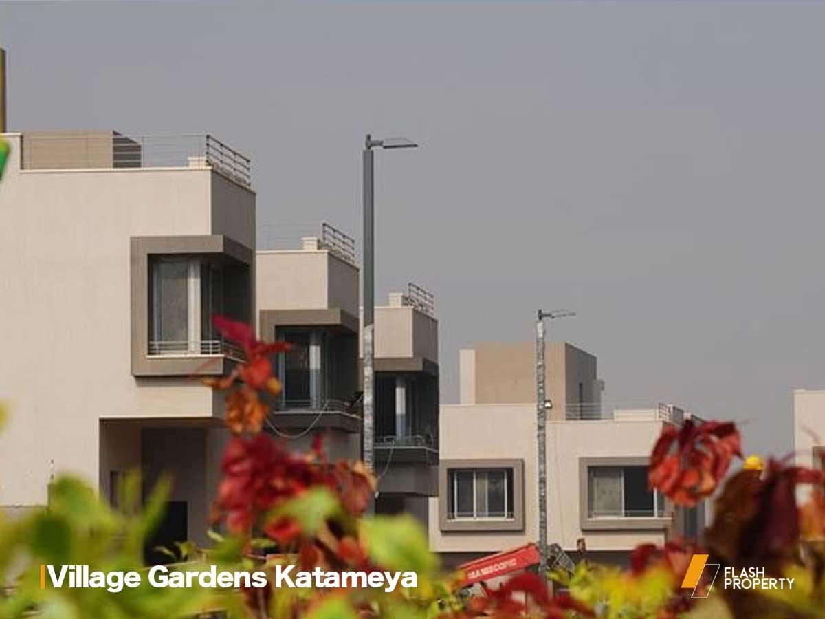 Village Gardens Katameya VGK by Palm Hills-featured-2
