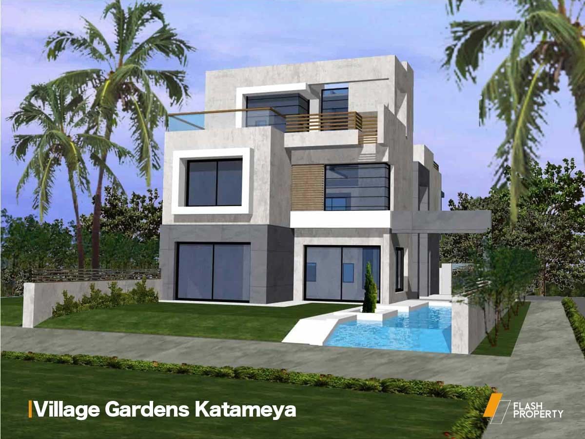 Village Gardens Katameya VGK by Palm Hills-featured-3