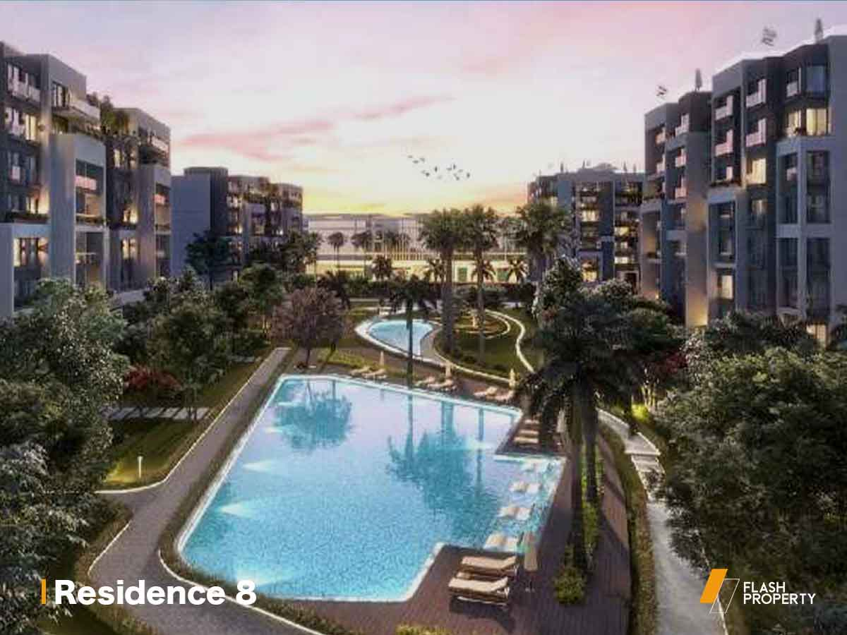 Residence 8 by Sky AD. Developments-featured-2