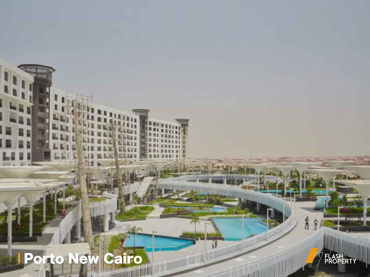 Porto New Cairo by Porto Developments-featured-3