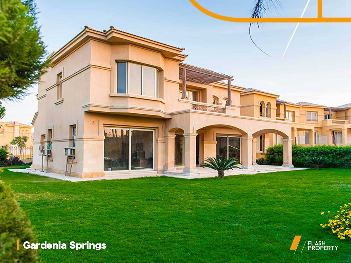 Gardenia Springs by IGI Real Estate Egypt -featured-2