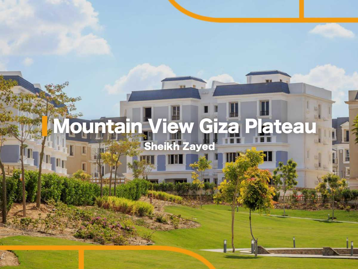 Mountain View Giza Plateau by Mountain View-featured-1