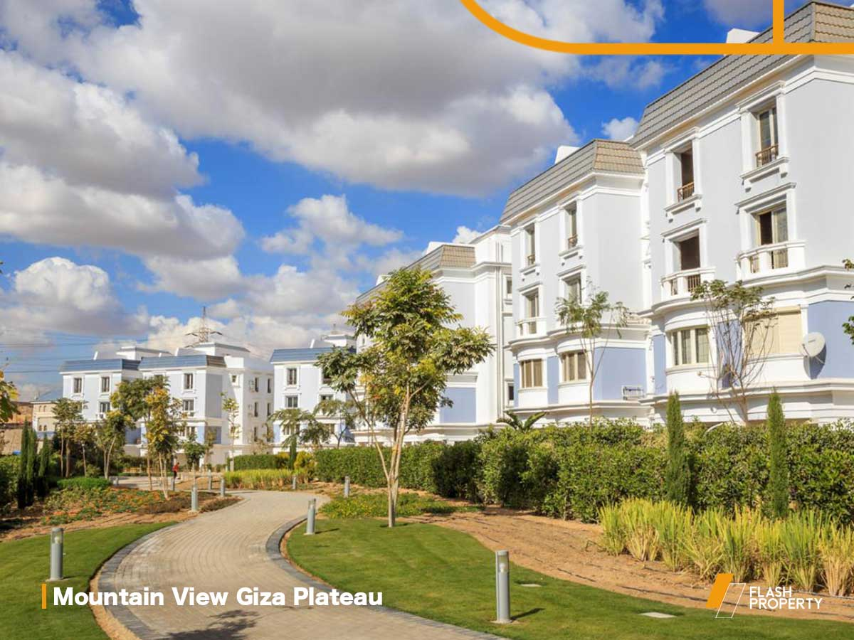Mountain View Giza Plateau by Mountain View-featured-2