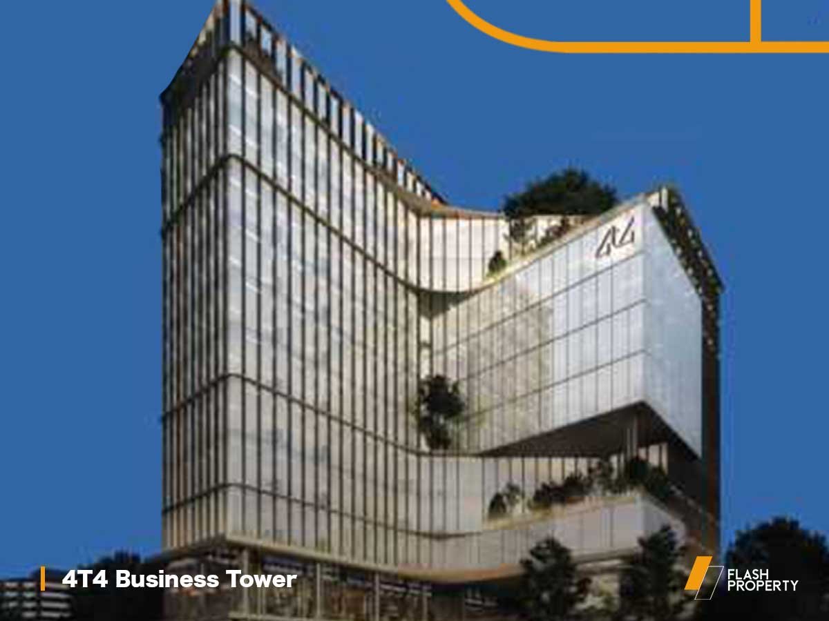 4T4 Business Tower by VAI Developments-featured-2
