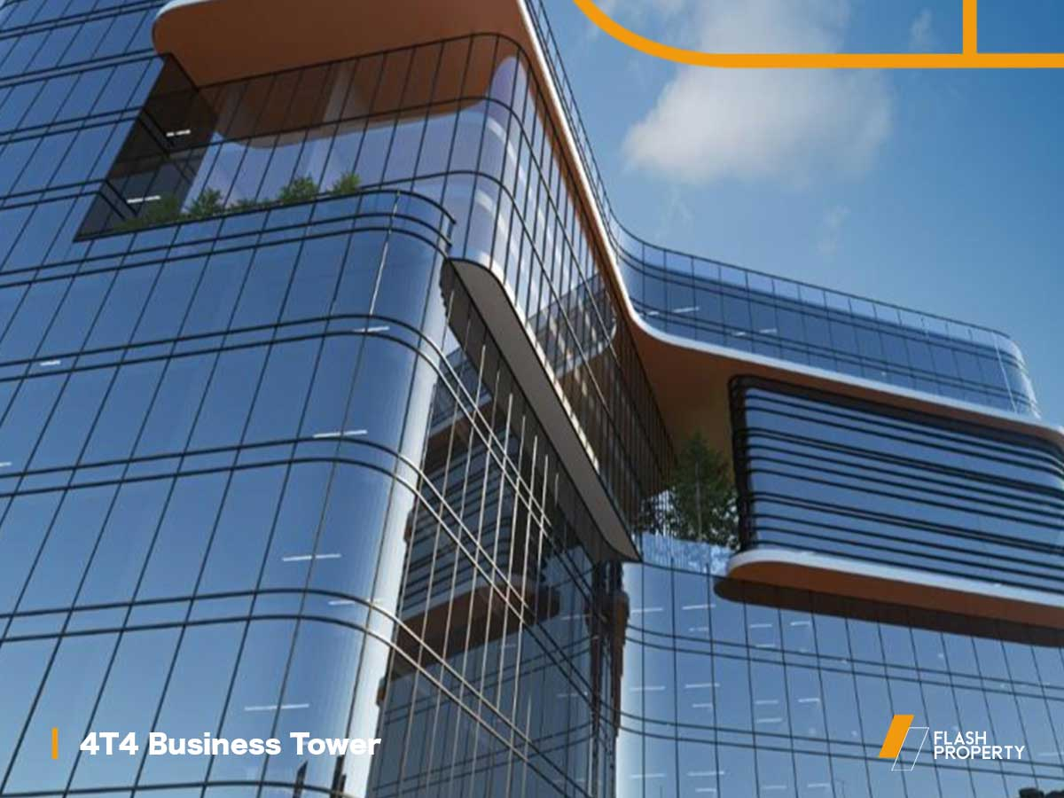 4T4 Business Tower by VAI Developments-featured-3