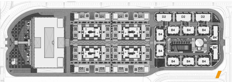 Al Jazi Gardens - Master plan image - Flash property                                                style=