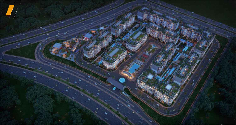 Botanica - Master plan image - Flash property                                                style=