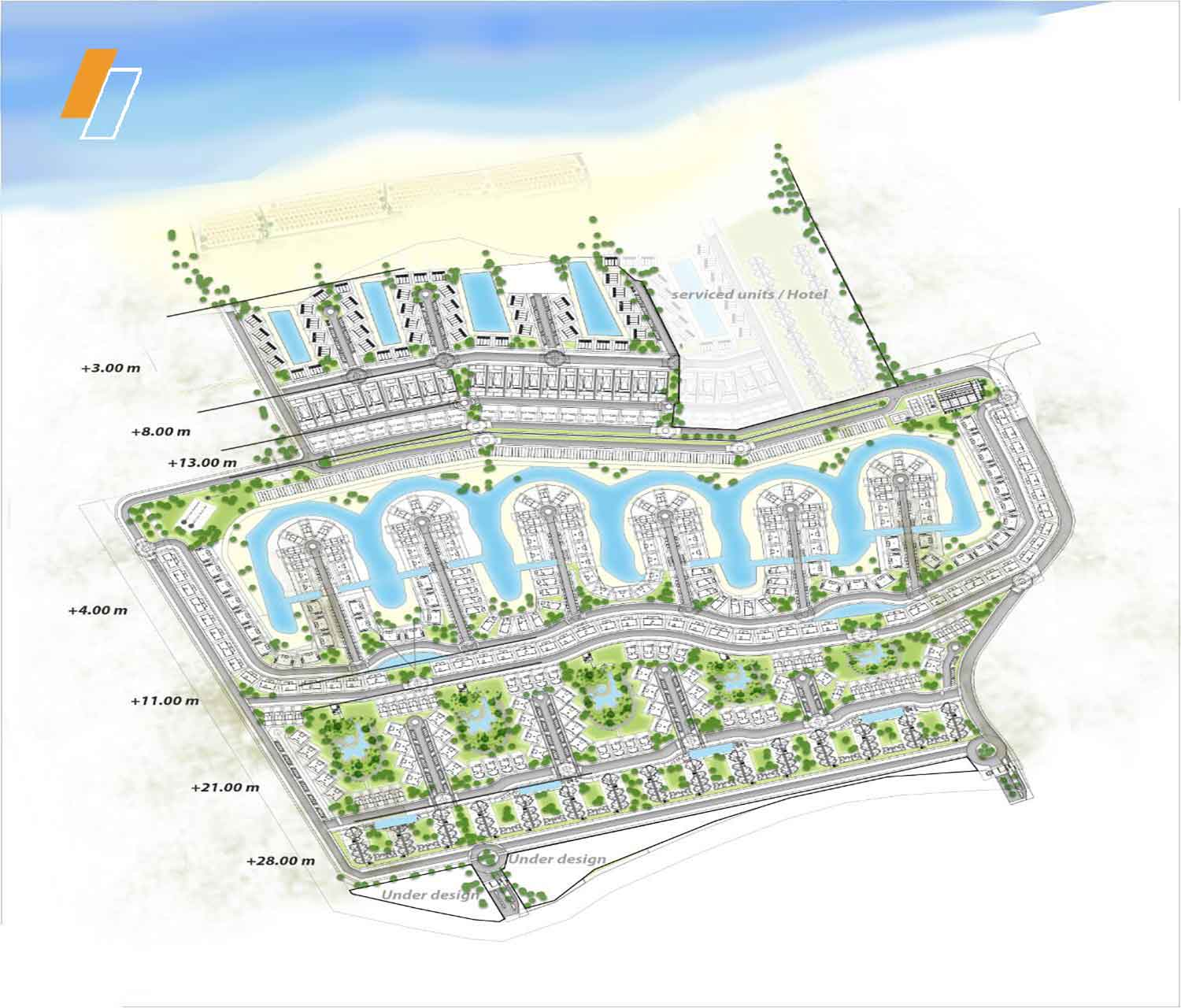 D-Bay - Master plan image - Flash property