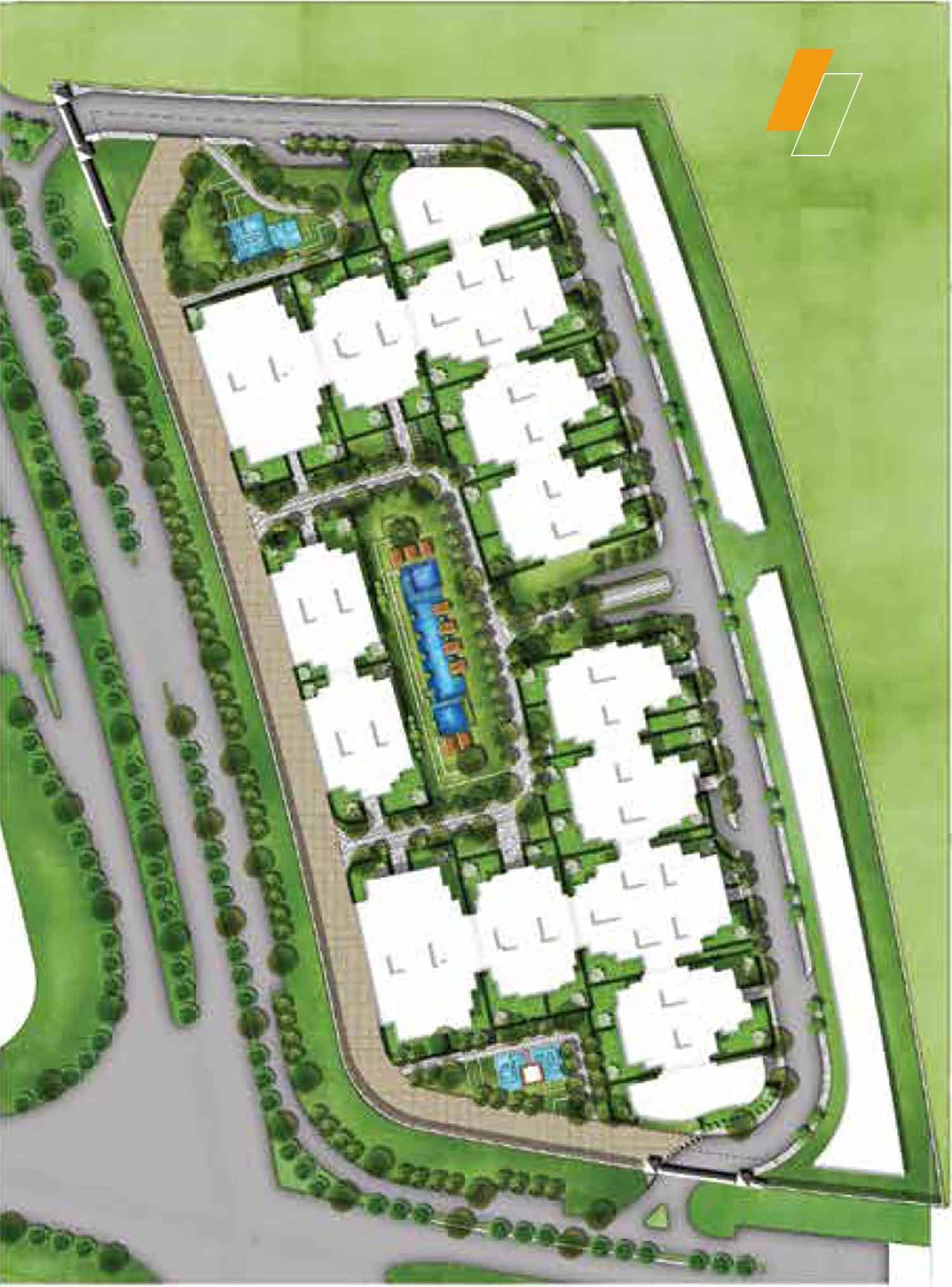 Dejoya 2 - Master plan image - Flash property                                                style=