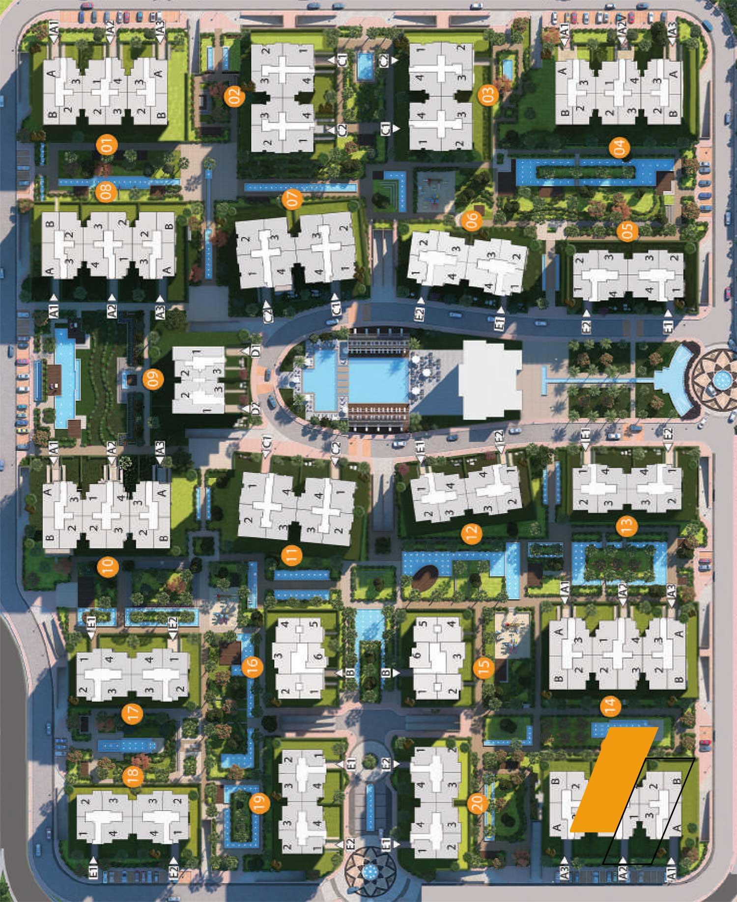 Dejoya 3 - Master plan image - Flash property                                                style=