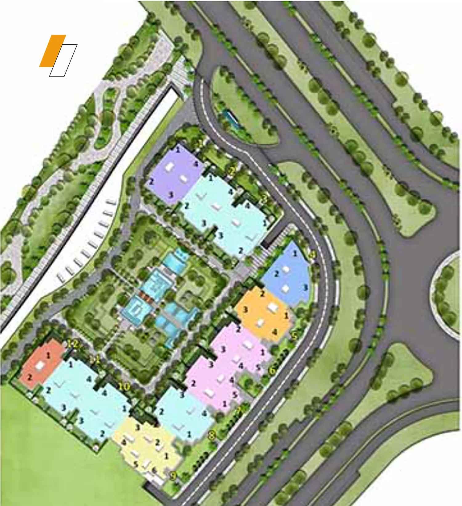 Dejoya - Master plan image - Flash property                                                style=