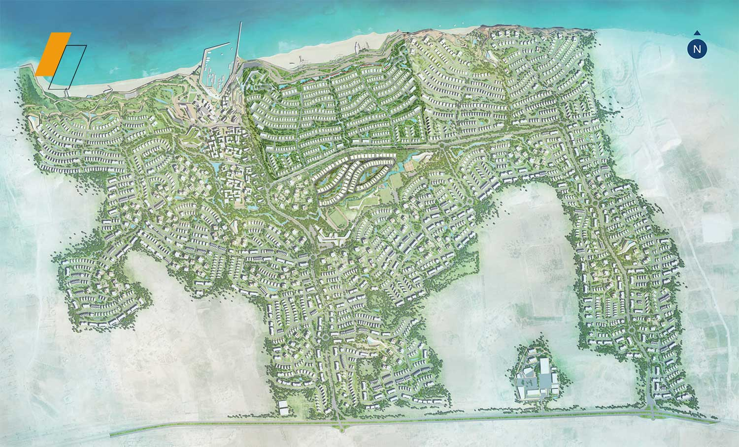 Jefaira - Master plan image - Flash property                                                style=