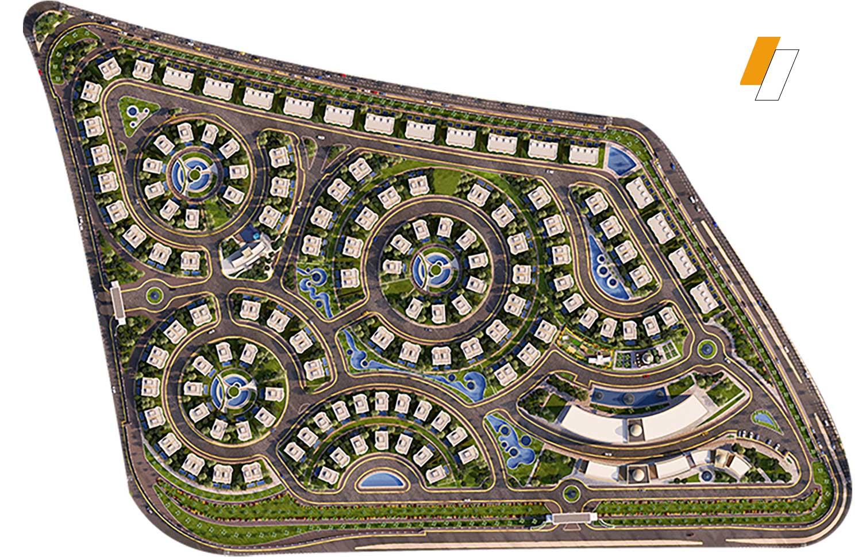 La Verde Casette - Master plan image - Flash property                                                style=