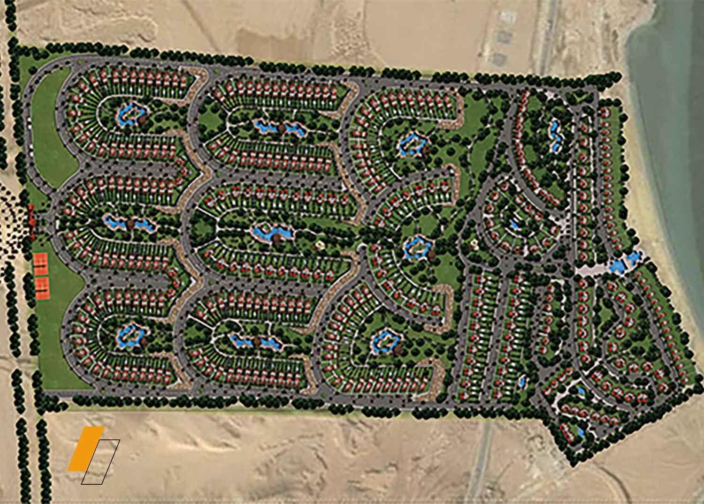 La Vista Topaz - Master plan image - Flash property                                                style=