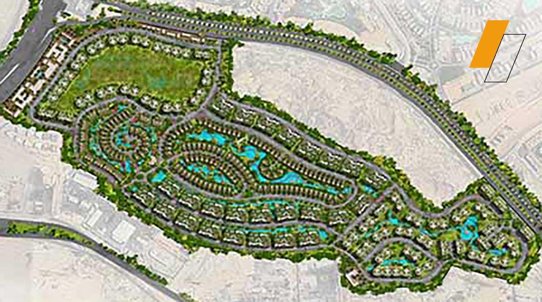 The Brooks - Master plan image - Flash property                                                style=