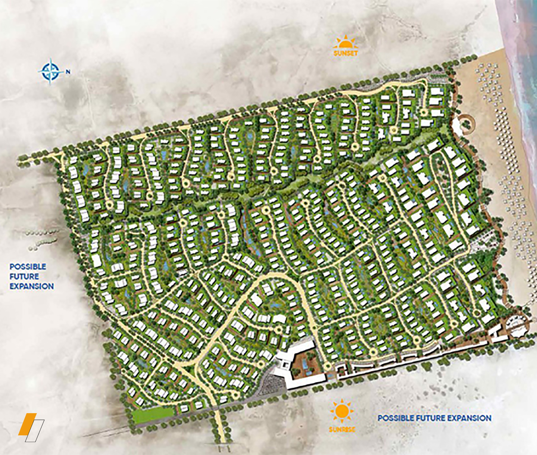 Malaaz - Master plan image - Flash property