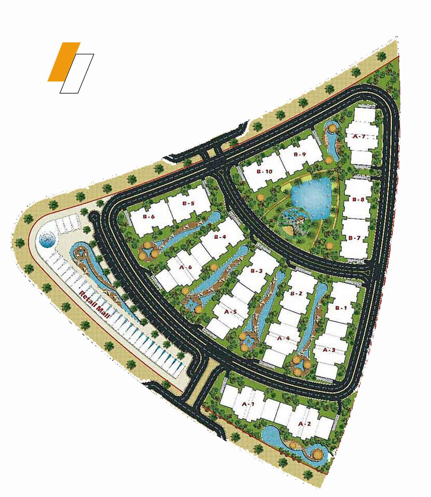 Menorca - Master plan image - Flash property                                                style=