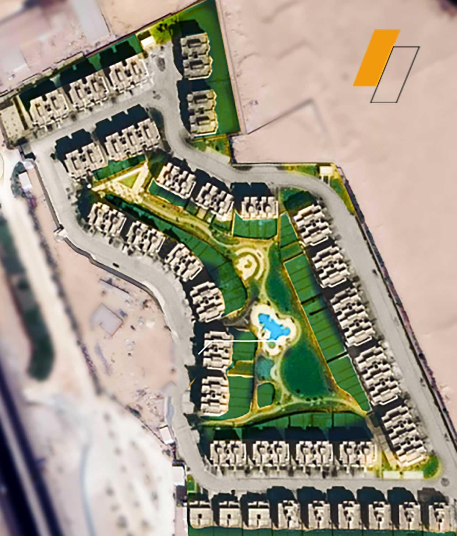 Mountain View Giza Plateau - Master plan image - Flash property                                                style=