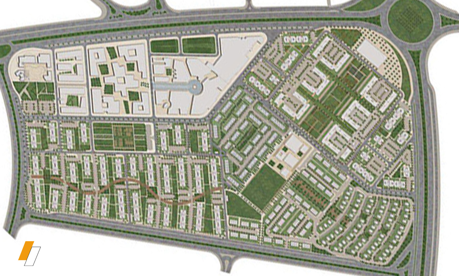 October Plaza - Master plan image - Flash property                                                style=