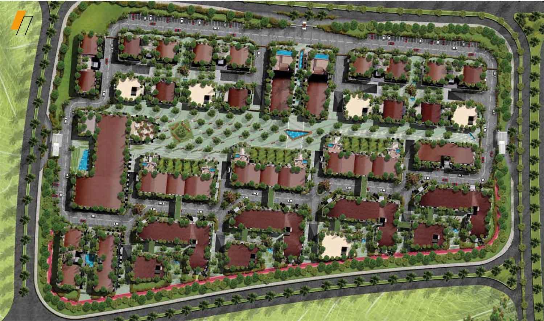 Parklane - Master plan image - Flash property                                                style=