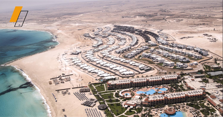 Almaza Bay - Master plan image - Flash property                                                style=