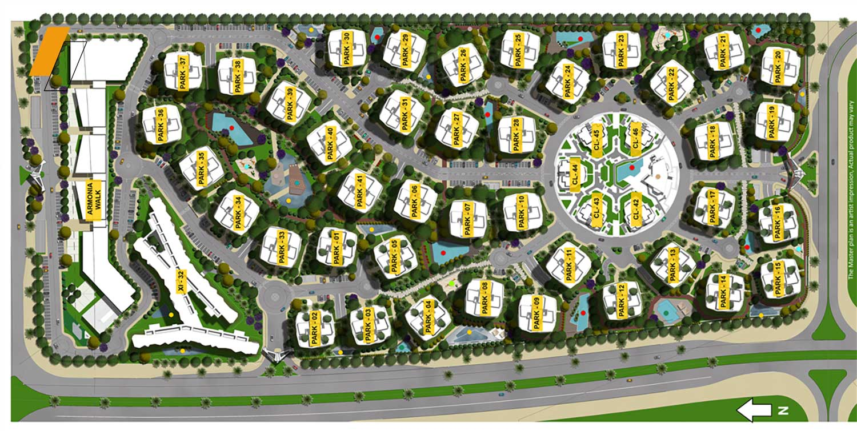 Armonia - Master plan image - Flash property                                                style=