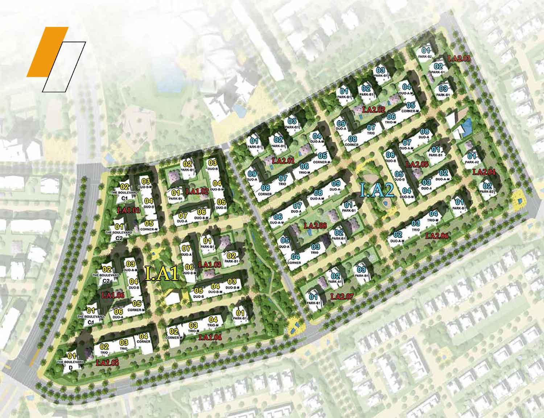 Badya - Master plan image - Flash property