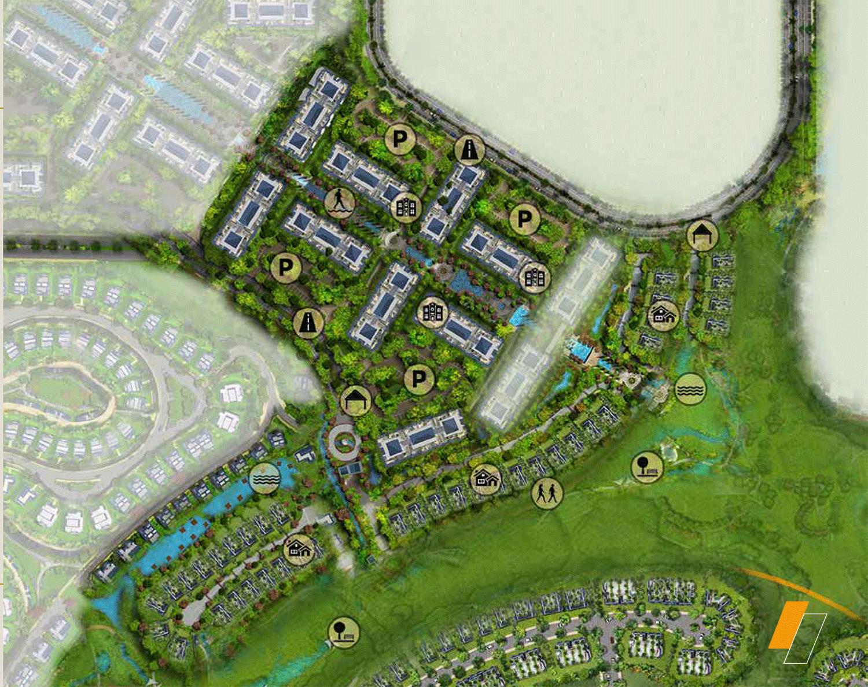 MV Park Island - Master plan image - Flash property