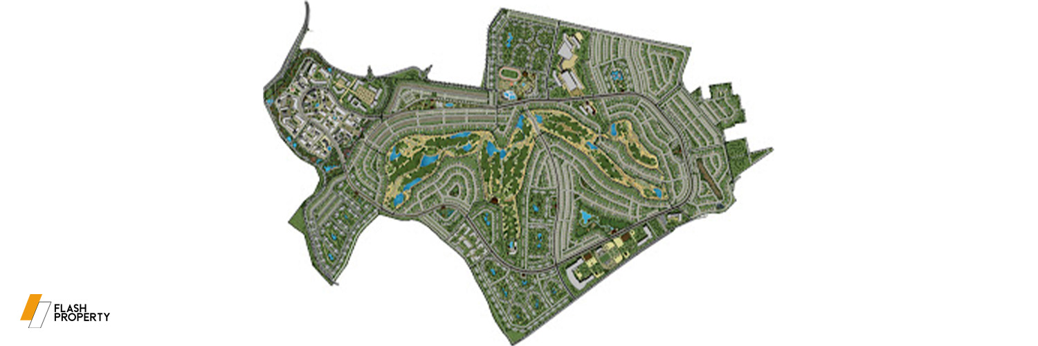 NEWGIZA - Master plan image - Flash property