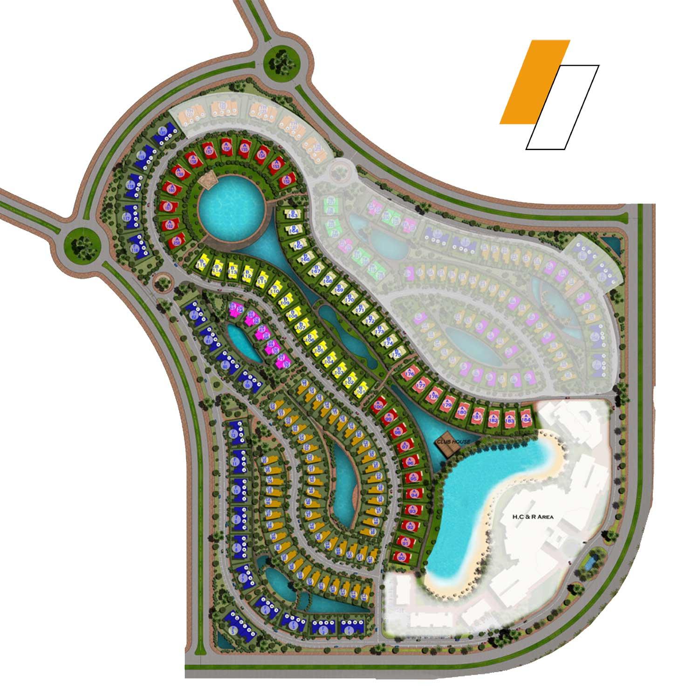 Sarai - Master plan image - Flash property