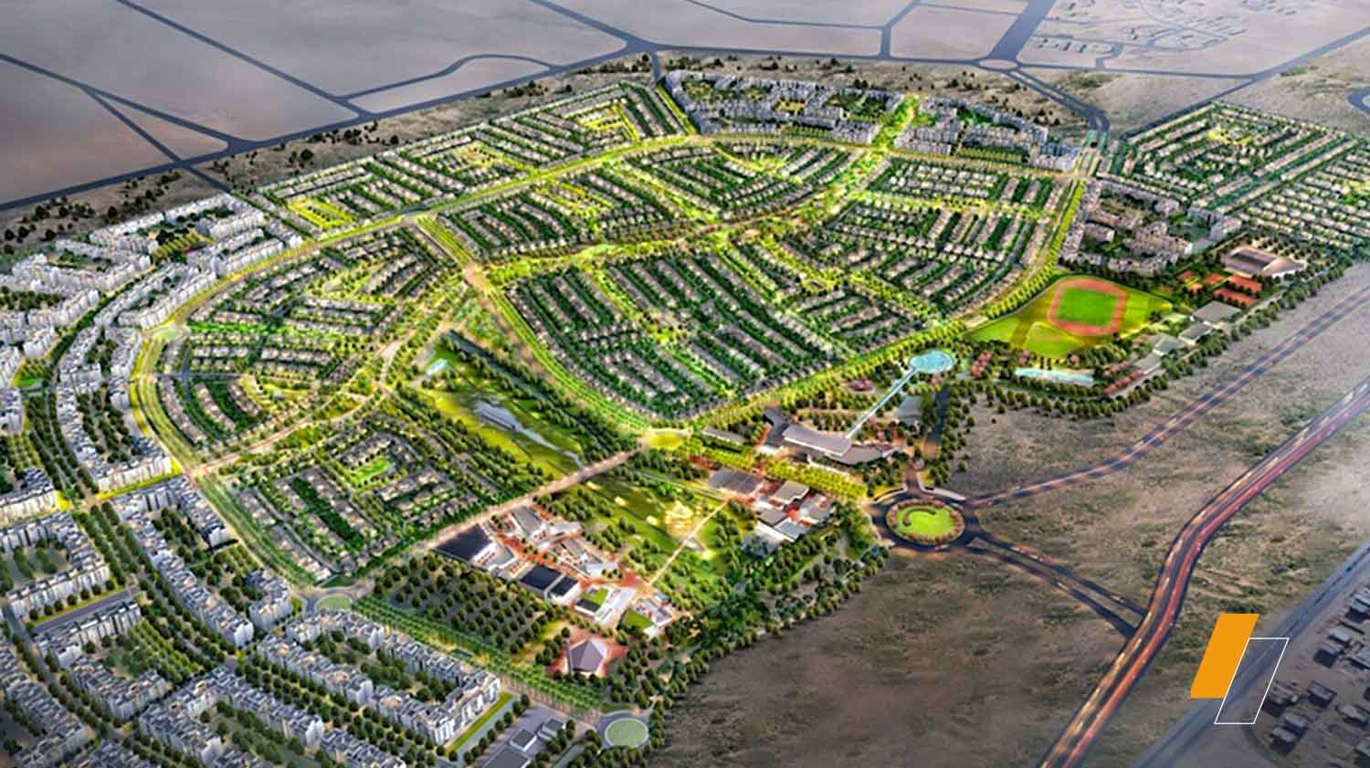 Sodic East - Master plan image - Flash property